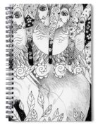 One And All Spiral Notebook