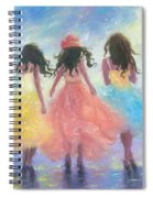 One Fine Day Spiral Notebook