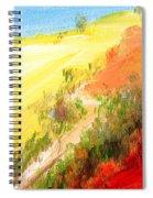 One Fine Spring Day Spiral Notebook
