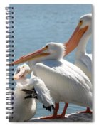 One In Every Crowd Spiral Notebook
