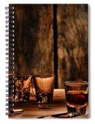 One Last Drink Spiral Notebook