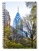 One Liberty Place Spiral Notebook