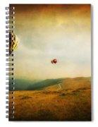 One Man's Dream Spiral Notebook