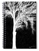 One More Tree Spiral Notebook