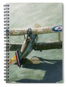 One Of The Yanks Spiral Notebook