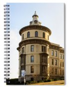 One Pacific Avenue Spiral Notebook
