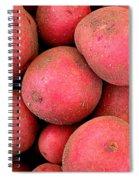 One Potato Two Potato Spiral Notebook