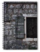 One Shutter Spiral Notebook