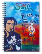 One Thing About Music Spiral Notebook