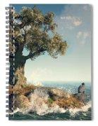 One Tree Island Spiral Notebook