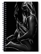 One Two Together Spiral Notebook