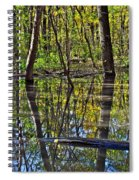 One Variable Spiral Notebook