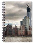 One World Trade Center Spiral Notebook