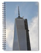 One World Trade Center Spiral Notebook