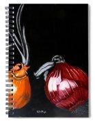 Onions Spiral Notebook