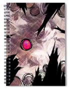 Only A Sparrow Spiral Notebook