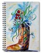 Only A Woman Spiral Notebook