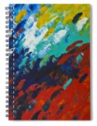Only Till Eternity 1st Panel Spiral Notebook