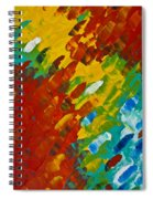 Only Till Eternity 2nd Panel Spiral Notebook