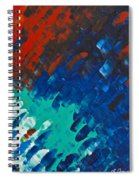 Only Till Eternity 3rd Panel Spiral Notebook
