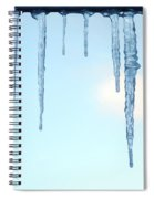 Ontario Freeze Spiral Notebook