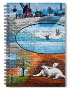 Ontario Heritage Mural Spiral Notebook