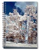 Ontario Summer Color Infrared Spiral Notebook