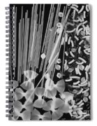 Oodles Of Noodels #4 Spiral Notebook