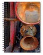 Ooga  Ooga Spiral Notebook