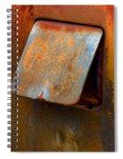 Open Cap Spiral Notebook