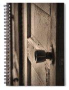Open Doors Spiral Notebook
