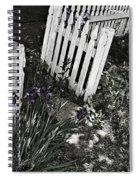 Open Gate Spiral Notebook