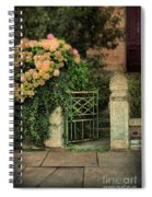 Open Gate Spiral Notebook