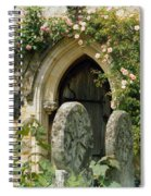 Open Paths Spiral Notebook