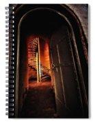 Open Sez Me Spiral Notebook