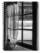 Open Window Spiral Notebook
