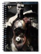 Open Wingz Spiral Notebook