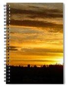 Open Your Heart Spiral Notebook