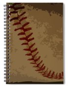 Opening Day Dream Spiral Notebook