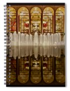 Opera House Reflections Spiral Notebook