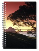 Opera Tree Spiral Notebook