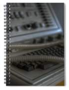 Operation Control Spiral Notebook