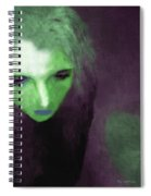 Ophelia Condemned Spiral Notebook