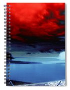 Opposing Forces Spiral Notebook