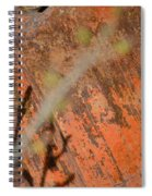 Opposite Angles Spiral Notebook