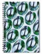 Optical Illusion 2 Spiral Notebook