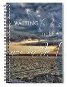 Optimism I Spiral Notebook