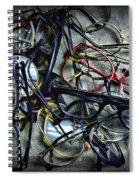 Optometrist Nightmare Spiral Notebook