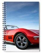 Hooters Spiral Notebook