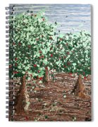 Orchard 4 Spiral Notebook